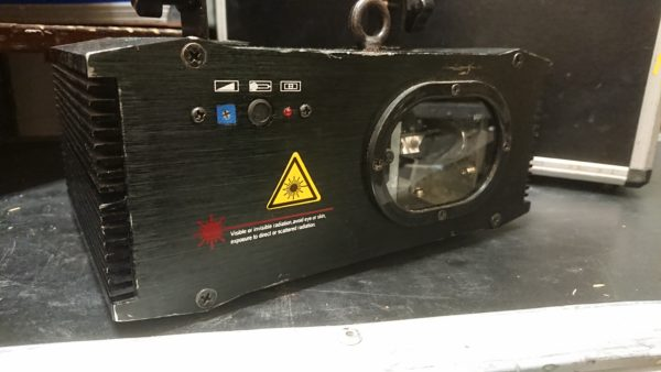 Laserworld ES400G Laser
