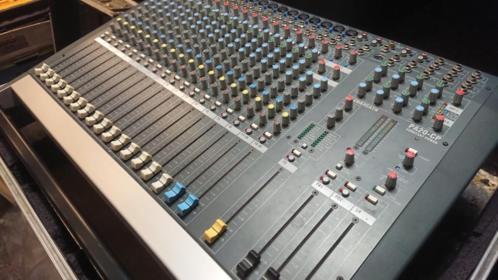 Allen & Heath PA20CP powered PA mixer