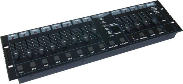 Botex DC-8 DMX controller