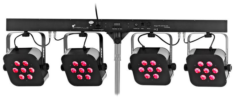 Stairville Stage Tri LED 4Bar 28×3 watt RGB DMX