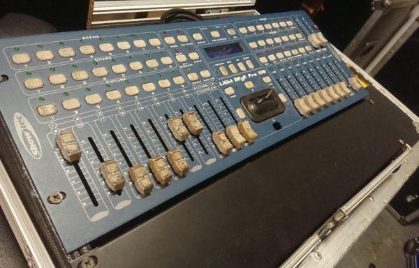 Showtec Lightdesk pro 136 DMX Controller