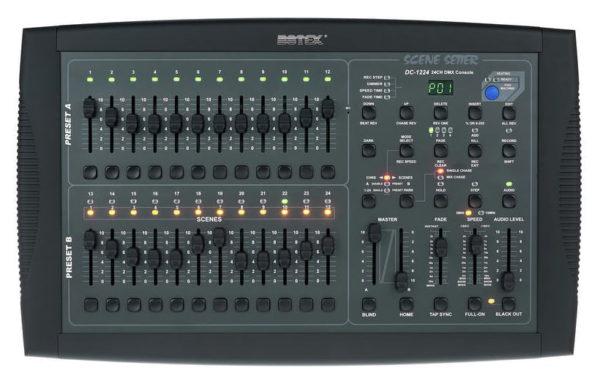 Botex LC-1224 DMX Controller tbv led parren