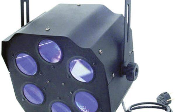Eurolite FE-800 RGBAW 15watt LED Flower (2 stuks)