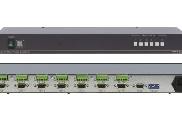 Kramer VPS-61RS VGA Switcher 6in-1out