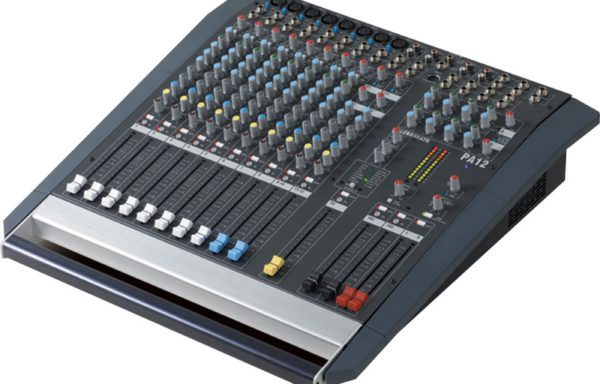 Allen & Heath PA12 mixer