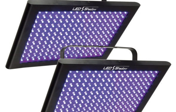 Chauvet LED Shadow LED blacklight UV LED Panel (2 stuks)