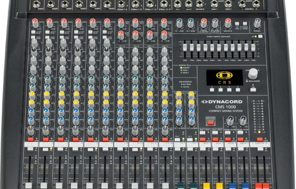 Dynacord CMS1000-3 live Mixer