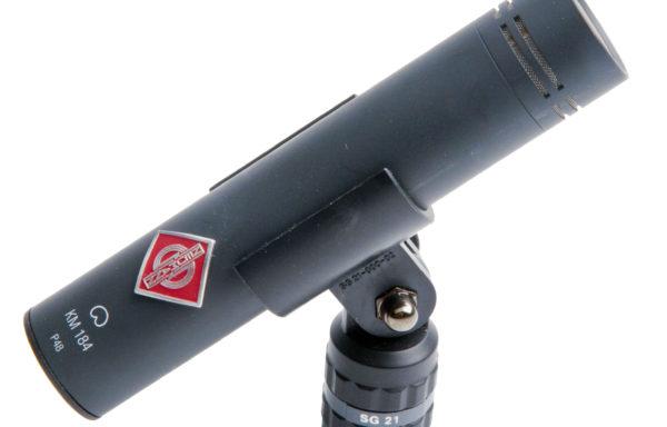 Neumann KM184 microfoon
