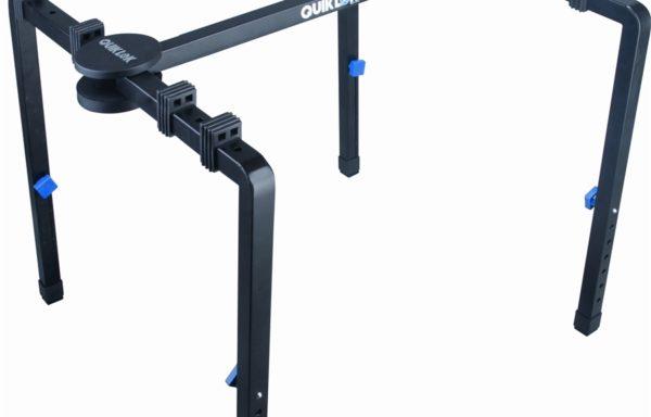 Quik lok WS650 DJ-Case / Keyboard Stand