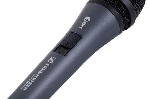 Sennheiser e835 Dynamische Microfoon