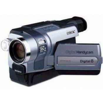 Sony DCR-TRV145E Handycam Camera hi8 nightshot